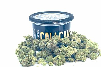 Cali Cans - Gorilla Cookies - 10g - Indica Hybrid - 13.3%