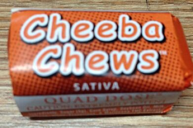 Cheeba Chews Quad Dose