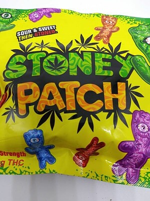 Stoney Patch Gummies - 350 Mg Edibles, Order Weed Online From SoCo's