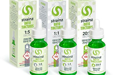 Strainz Elevate Tincture