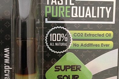 Vaped (Super Sour OG) .500mg