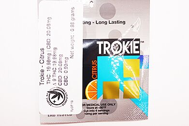 THC:CBD Trokie 160mg - Silver State Trading