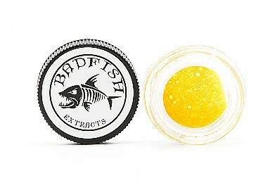 Badfish Extracts Sour Patch Kids Live Resin