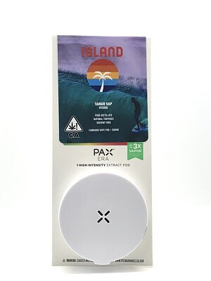 Island: Tangie Sap Pax Era Pod Concentrates, Order Weed