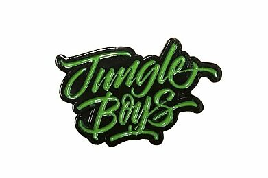 Jungle Boys Hat Pin (Green)