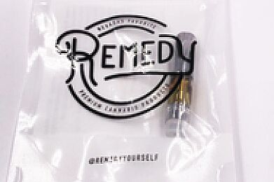 Clemon Kush Live Resin Cartridge - Remedy