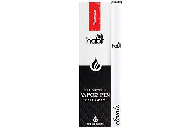Habit Vapor Pen, Watermelon
