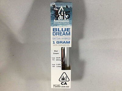 ABX 1g Cart Blue Dream Concentrates, Order Weed Online From