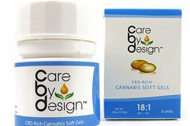 18:1 Care By Design Gel Capsules (24 Pack)