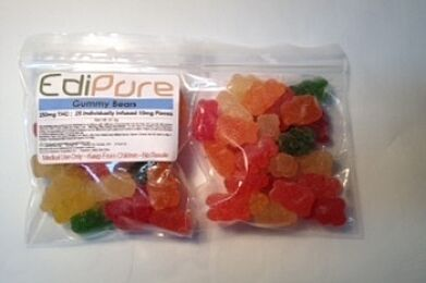 Gummy Bears - 100mg