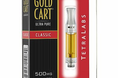 Ultra Pure THC Cart Classic Flavor