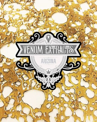 Venom Extracts Shatter - The Guice