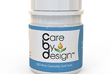 18:1 Care By Design CBD Softgels (24 count)