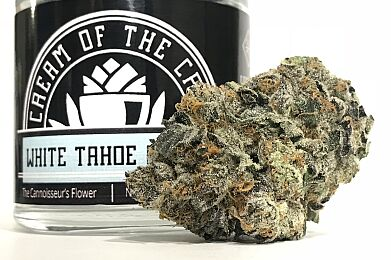 White Tahoe Cookies by Cream of the Crop