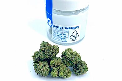 Cookies - Sunset Sherbet Sun Grown - 3.5g