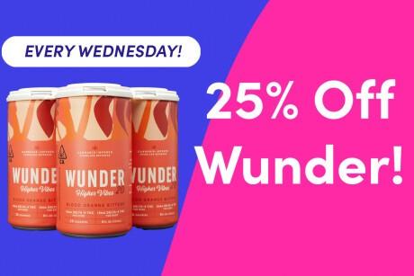 Wunder Wednesdays! Banner