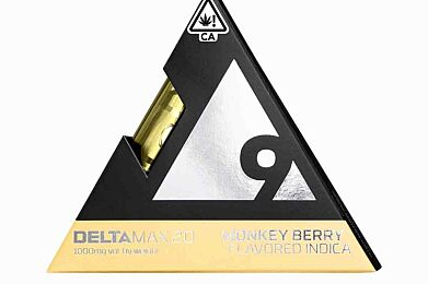Delta 9 - Monkey Berry - 1g
