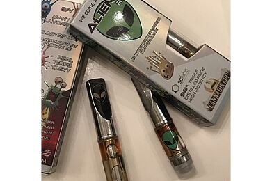 aliens rx c02 clear oil cartridge concentrates order weed
