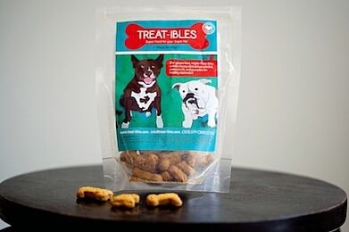 Auntie Dolores - Treatibles CBD Pet Treats