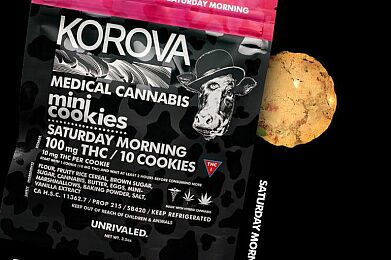 Korova Saturday Morning Mini Cookies