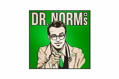 Dr. Norm's: Chocolate Chip Therapy (Bag) 100mg (Medicinal/Recreational)