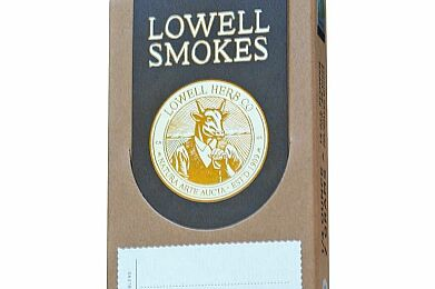 lowell smokes - the hybrid blend -1/4 oz pack
