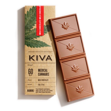 Kiva Bar (60mg)