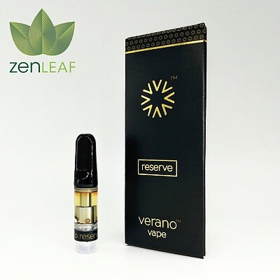 Verano™ Distillate Cartridge - G6 (Jet Fuel) Concentrates
