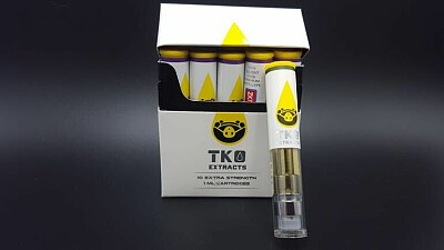 1g) Zkittlez Cartridge Concentrates, Order Weed Online From