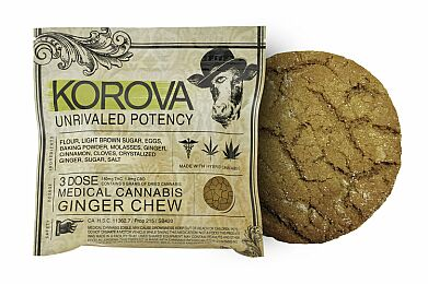 Korova Ginger Bites 150mg