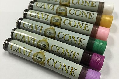 CAVI CONE- HASH INFUSED JOINT- GREEN APPLE