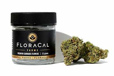FloraCal Farms Rollins Flower 3.5g