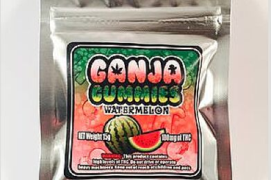Ganja Gummies - Watermelon