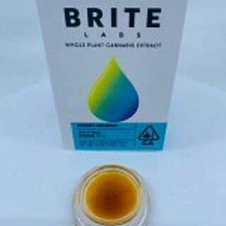 Brite Labs-Sunset Sherbet Wax-1g-Hybrid-60% - SFV Delivers