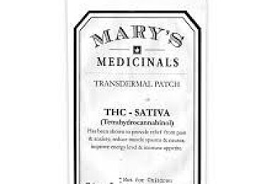 Mary's Sativa Patches