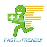 Fast and Friendly