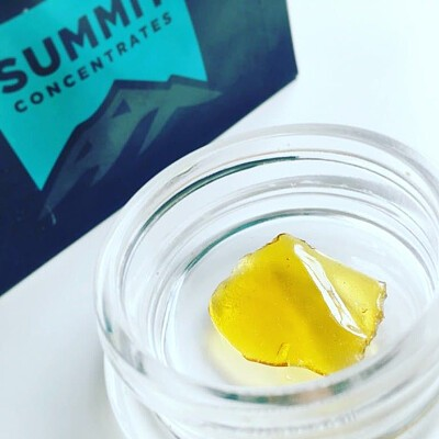 Summit Concentrates Wax/Shatter *