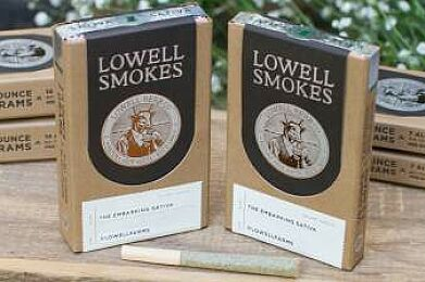 Lowell Smokes Pre Roll Pack- 14 Joints 7 grams