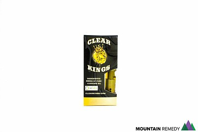 Clear Kings - Bubblegum Kush Vape Cartridge Concentrates, Order Weed