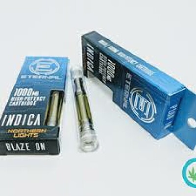 ETERNAL VAPE CARTRIDGE- Watermelon Kush- 1000mg **BUY 2 GET 1 FREE