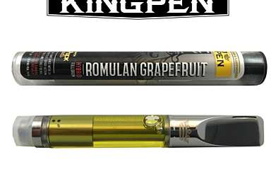 710 King Pen - Romulan Grapefruit Cartridge