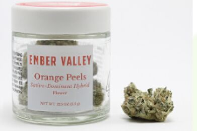 Ember Valley - Orange Peels (21.84%)