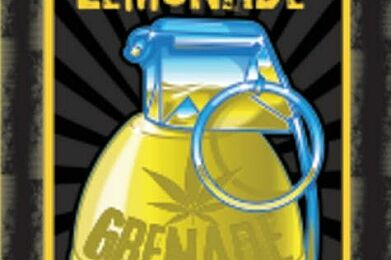 Keef Boost-Lemonade Grenade(Energy Shot) 40mg