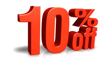 10% OFF 3-5 PM HIGHTIDE HAPPY HOUR 7 DAYS A WEEK!! Banner