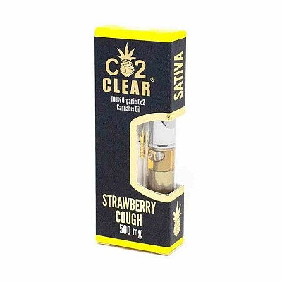 Strawberry Cough Cartridge Concentrates, Order Weed Online