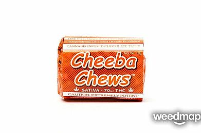 Cheeba Chews Sativa