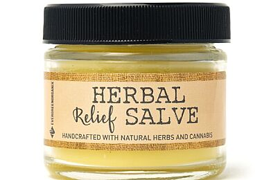 EGO Herbal Relief Salve 100mg