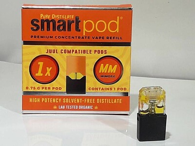 Smart Pod - Mimosa (Hybrid) Concentrates, Order Weed Online
