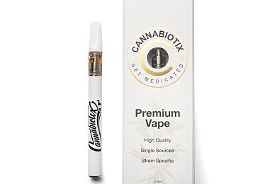CBX Disposable Thin Mint Cookies 0.5G