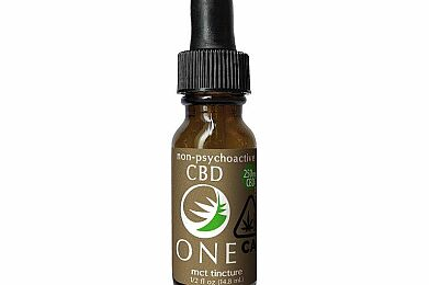 CBD ONE Tincture - 250mg